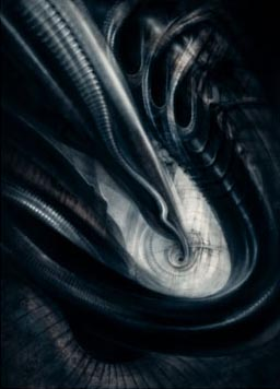 Giger-Biomechanical  Landscape, 584
